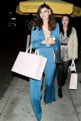 Victoria Justice - Leaves the Peppermint Club in West Hollywood 12/11/2019