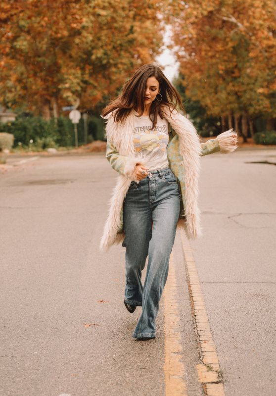 Victoria Justice - Photoshoot November 2019