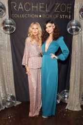 Victoria Justice - Rachel Zoe Collection Box Style Holiday Event With Tanqueray in LA