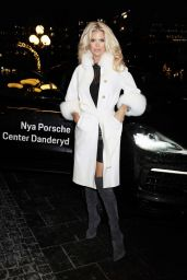 Victoria Silvstedt - Alzheimer Research Fundraiser in Stockholm 12/03/2019