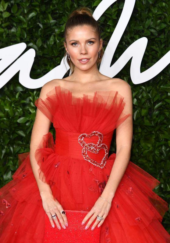 Victoria Swarovski – Fashion Awards 2019 Red Carpet in London