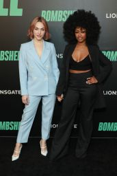 "Violett Beane – ""Bombshell"" Screening in NYC (more photos)"
