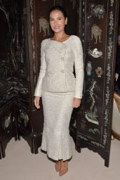 Virginie Ledoyen – Chanel Metiers D'Art 2019/2020 Show in Paris