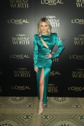 Witney Carson – L'Oreal Paris Women Of Worth Awards 2019 in NYC