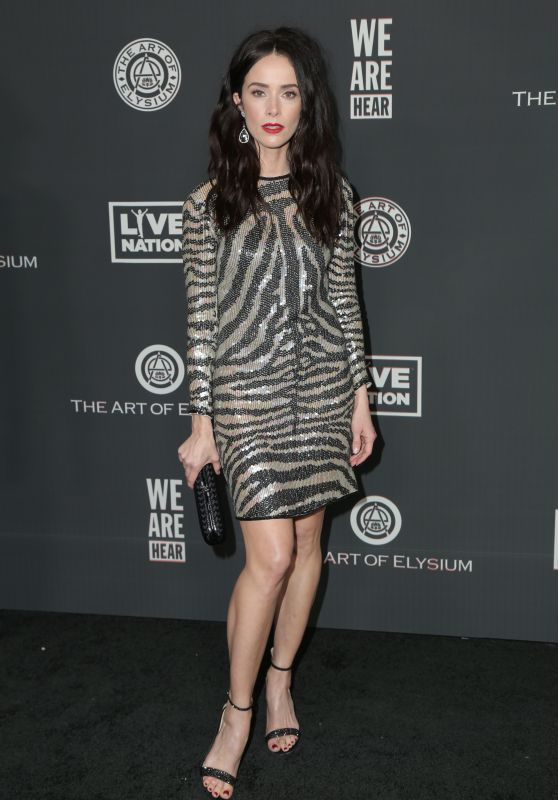 "Abigail Spencer – The Art Of Elysium's 13th Annual ""Heaven"" Gala"
