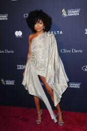 Adrienne Warren – Clive Davis' 2020 Pre-Grammy Gala