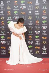 Aida Domenech – Goya Cinema Awards 2020 in Madrid