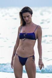 Alessandra Ambrosio in a Bikini 01/16/2020