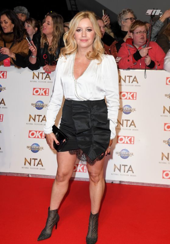Alex Fletcher – National Television Awards 2020 in London
