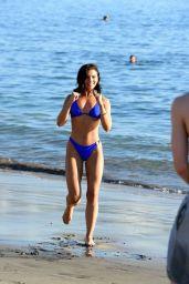 Alexandra Cane - Films Her Fitness Plan in Tenerife 01/01/2020