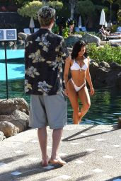 Alexandra Cane in a Bikini - Cuba 01/22/2020