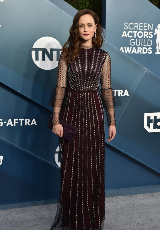 Alexis Bledel – Screen Actors Guild Awards 2020