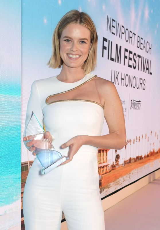 Alice Eve - 2020 Newport Beach Film Festival UK