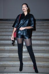 Alicia Aylies - Antonio Grimaldi Show at Paris Fashion Week 01/20/2020