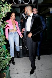 Alicia Keys - Leaves a Post Grammy Event 01/26/2020