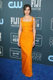Alison Brie – Critics' Choice Awards 2020