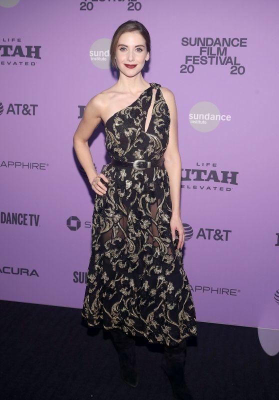 "Alison Brie - ""Horse Girl"" Premiere at Sundance Film Festival"