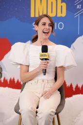 Alison Brie - IMDb Studio at Sundance Film Festival in Park City 01/26/2020