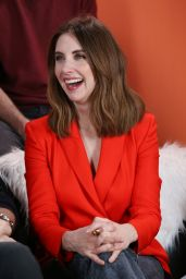 Alison Brie - The Vulture Spot Presented by Amazon Fire TV in Park City 01/27/2020