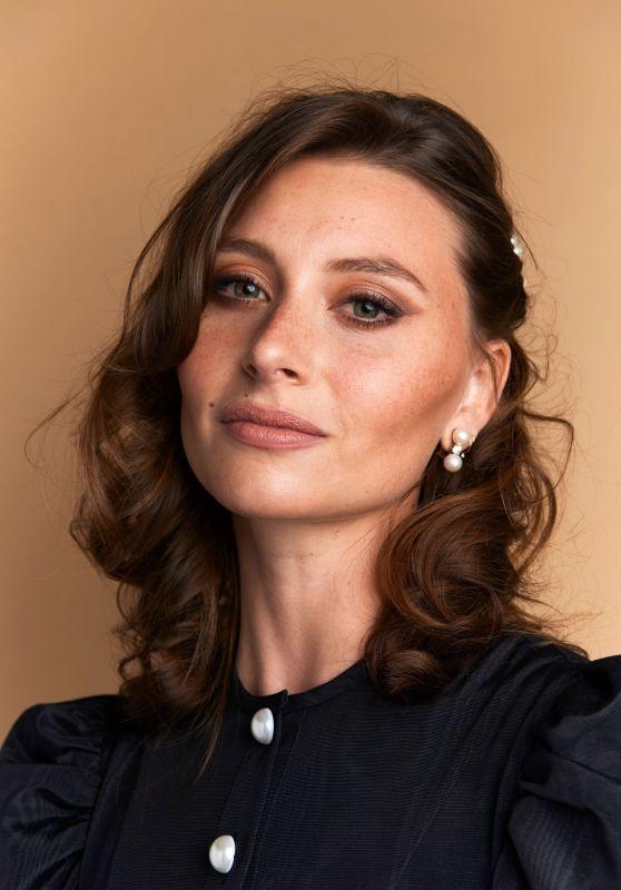 Alyson Aly Michalka – BAFTA Los Angeles Tea Party Portraits 01/04/2020