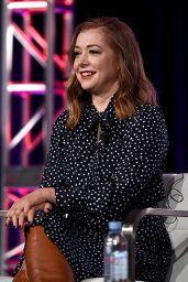 Alyson Hannigan - 2020 Winter TCA Press Tour in Pasadena 01/16/2020