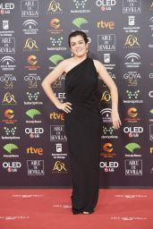 Amaia Romero – Goya Cinema Awards 2020 in Madrid