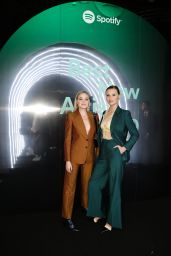 Amanda AJ Michalka and Alyson Aly Michalka – Spotify Best New Artist 2020 Party in LA