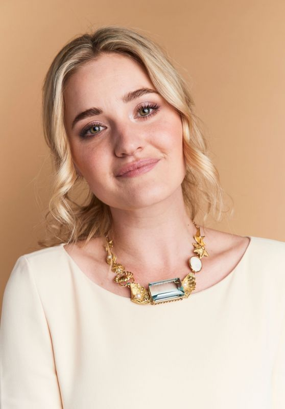 Amanda AJ Michalka - BAFTA Los Angeles Tea Party Portraits 01/04/2020