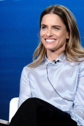 Amanda Peet - 2020 Winter TCA Press Tour in Pasadena 01/16/2020