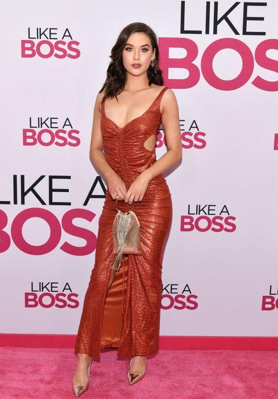 "Amanda Steele – ""Like A Boss"" Premiere in NYC"