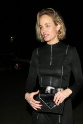 Amber Valletta and Her Husband Christian McCaw - West Hollywood 12/31/2019