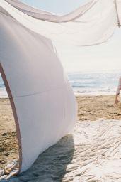 Amber Valletta - Photoshoot for Net-A-Porter January 2020
