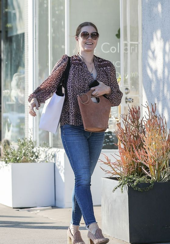 Amy Adams - Out in West Hollywood 01/11/2020