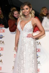 Amy Hart – National Television Awards 2020 in London