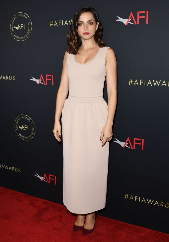 Ana de Armas – 2020 AFI Awards