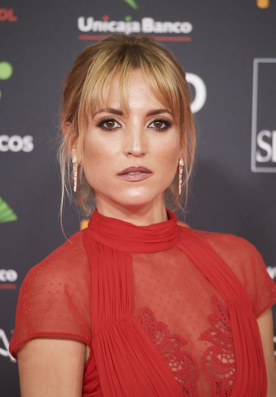 Ana Fernandez – Goya Cinema Awards 2020 in Madrid