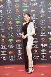 Andrea Duro – Goya Cinema Awards 2020 in Madrid