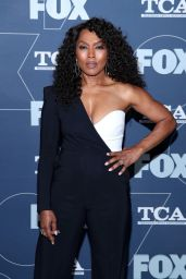 Angela Bassett - FOX Winter TCA All Star Party in Pasadena 01/07/2020