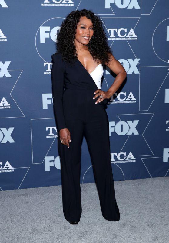 Angela Bassett - FOX Winter TCA All Star Party in Pasadena 01/07/2020