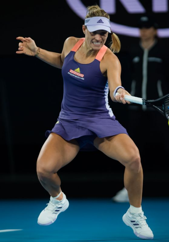 Angelique Kerber - 2020 Australian Open 01/21/2020