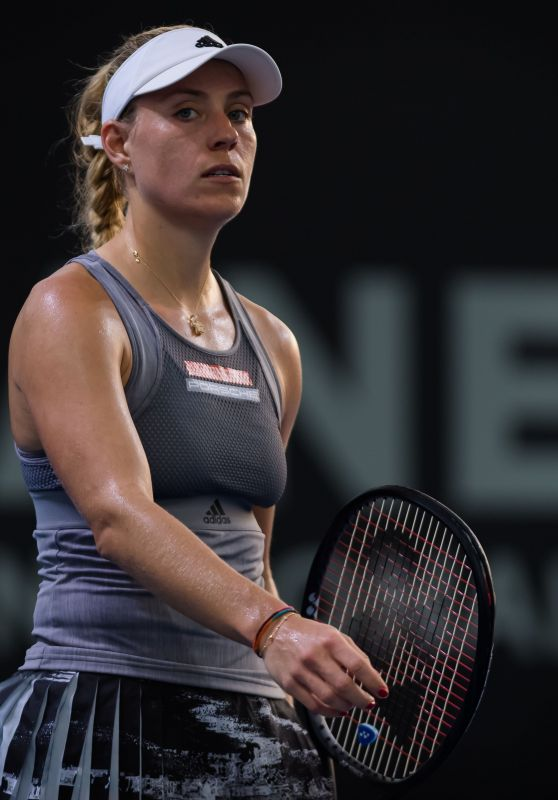 Angelique Kerber – 2020 Women's ASB Classic in Auckland 01/06/2020