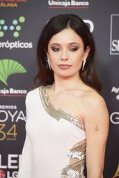 Anna Castillo – Goya Cinema Awards 2020 in Madrid