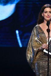 Anna Hathaway – Critics' Choice Awards 2020