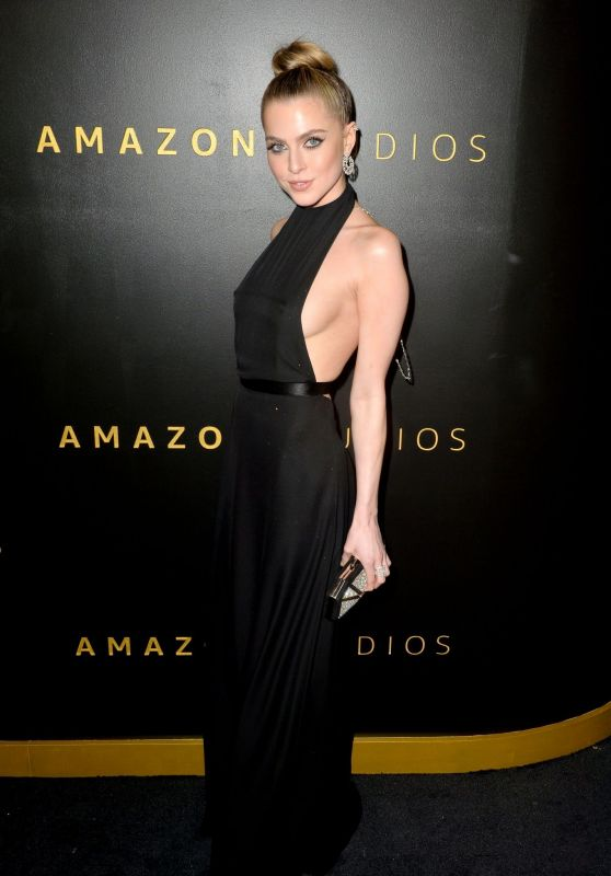 Anne Winters - 2020 Amazon Studios Golden Globe After Party