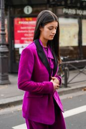 Anya Chalotra - Paris Fashion Week  01/19/2020