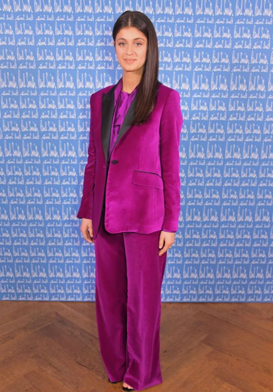 Anya Chalotra - Paul Smith AW20 50th Anniversary Show in Paris 01/19/2020