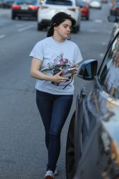 Ariel Winter - Leaves Her Acting Class in Los Angeles 01/15/2020