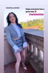 Ariel Winter - Social Media 01/08/2020
