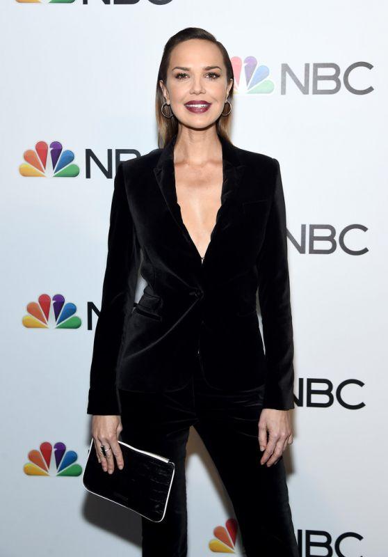 Arielle Kebbel - NBC Midseason Party in NYC 01/23/2020