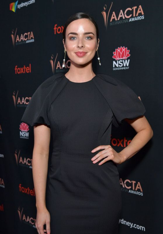 Ashleigh Brewer – 2020 AACTA International Awards